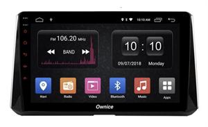 CarMedia OL-1697-1D-P для Toyota Corolla XII 2019 - 2020 на Android 10.0