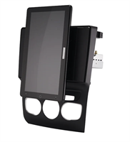CarMedia OL-1933-2D-RL TESLA (вертикально-поворотный экран) для CITROEN C4/C4L 2010-2015, DS4 2012-2015 на Android 10.0