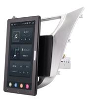 CarMedia OL-9707-2D-RL TESLA (вертикально-поворотный экран) для Hyundai Solaris I 2011-2017 на Android 10.0