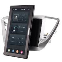 CarMedia OL-9710-2D-RL TESLA (вертикально-поворотный экран) для Hyundai Solaris II 2017-2020 на Android 10.0