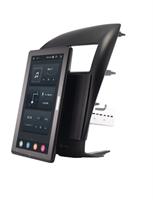 CarMedia OL-1631-2D-RL TESLA (вертикально-поворотный экран) для Peugeot 4008 2012-2018 на Android 10.0