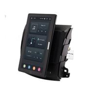 CarMedia OL-9636-2D-RL TESLA (вертикально-поворотный экран) для Mitsubishi Outlander II (XL) 2006-2012 на Android 10.0