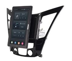 CarMedia OL-9716-2D-RL TESLA (вертикально-поворотный экран) для Hyundai Sonata VI (YF) 2009-2014 на Android 10.0