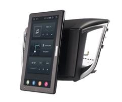 CarMedia OL-1701-2D-RL TESLA (вертикально-поворотный экран) для Hyundai Creta 2016-2019 на Android 10.0