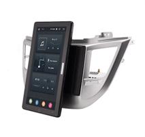 CarMedia OL-9705-2D-RL TESLA (вертикально-поворотный экран) для Hyundai Tucson III 2015-2018 на Android 10.0
