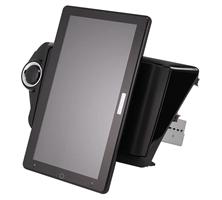 CarMedia OL-9731-2D-RL TESLA (вертикально-поворотный экран) для Kia Rio III 2011-2017 на Android 10.0