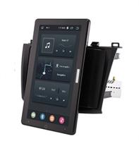 CarMedia OL-9507-2D-RL TESLA (вертикально-поворотный экран) для Mazda 3 (BL) 2009-2013 на Android 10.0