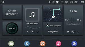 CarMedia OL-1502-1D-RL TESLA (вертикально-поворотный экран) для Mazda 3 III 2013-2018 на Android 10.0
