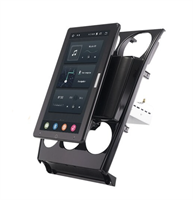 CarMedia OL-9505-2D-RL TESLA (вертикально-поворотный экран) для MAZDA 6 2002-2007 на Android 10.0