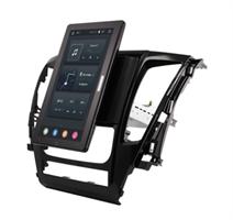CarMedia OL-9567-2D-RL TESLA (вертикально-поворотный экран) для Mitsubishi Pajero Sport III, L200 V 2015-2019 на Android 10.0