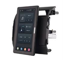 CarMedia OL-1620-2D-RL TESLA (вертикально-поворотный экран) для Toyota LC 200 2007-2015 на Android 10.0