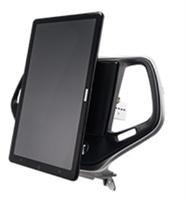 CarMedia OL-1253-2D-RLX TESLA (вертикально-поворотный экран) для Jeep Cherokee IV (WK2) 2013-2017 на Android 10.0