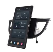 CarMedia OL-1641-2D-RLX TESLA (вертикально-поворотный экран) для Honda CR-V IV 2012-2016 на Android 10.0