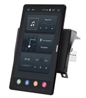 CarMedia OL-1688-2D-RLX TESLA (вертикально-поворотный экран) для Toyota Tundra II, Sequoia II 2008-2018 на Android 10.0