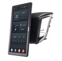 CarMedia OL-1701-2D-RLX TESLA (вертикально-поворотный экран) для Hyundai Creta 2016-2019 на Android 10.0