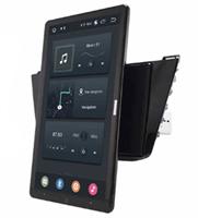 CarMedia OL-1913-2D-RLX TESLA (вертикально-поворотный экран) для Volkswagen Tiguan 2016-2019 на Android 10.0