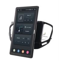 CarMedia OL-9061-2D-RLX TESLA (вертикально-поворотный экран) для Lada Vesta 2015-2021 на Android 10.0