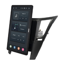 CarMedia OL-9514-2D-RLX TESLA (вертикально-поворотный экран) для Subaru Legacy, Outback 2009-2014 на Android 10.0