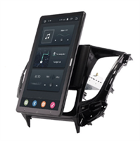 CarMedia OL-9567-2D-RLX TESLA (вертикально-поворотный экран) для Mitsubishi Pajero Sport III, L200 V 2015-2019 на Android 10.0