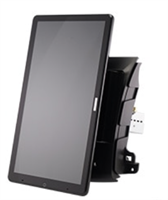 CarMedia OL-9636-2D-RLX TESLA (вертикально-поворотный экран) для Peugeot 4007 2007-2012 на Android 10.0