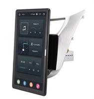 CarMedia OL-9707-2D-RLX TESLA (вертикально-поворотный экран) для Hyundai Solaris I 2011-2017 на Android 10.0