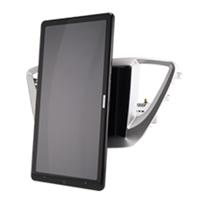 CarMedia OL-9710-2D-RLX TESLA (вертикально-поворотный экран) для Hyundai Solaris II 2017-2020 на Android 10.0