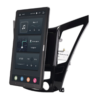 CarMedia OL-9716-2D-RLX TESLA (вертикально-поворотный экран) для Hyundai Sonata VI (YF) 2009-2014 на Android 10.0