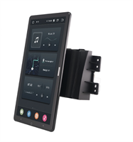 CarMedia OL-9738-2D-RLX TESLA (вертикально-поворотный экран) для Kia Mohave I 2008-2018 на Android 10.0