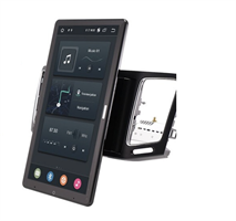CarMedia OL-9915-2D-RLX TESLA (вертикально-поворотный экран) для Volkswagen Sharan II 2010-2018 на Android 10.0