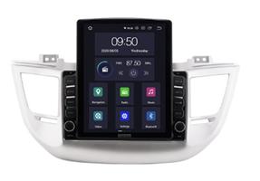 CarMedia OL-9705-2D-HL TESLA для Hyundai Tucson III 2015-2018 на Android 10.0