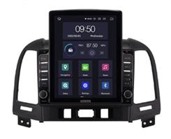 CarMedia OL-9717-2D-HL TESLA для Hyundai Santa Fe II 2005-2012 на Android 10.0