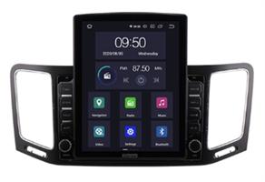 CarMedia OL-9915-2D-HL TESLA для Volkswagen Sharan II 2010-2018 на Android 10.0