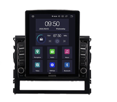 CarMedia OL-9618-2D-HL TESLA для Toyota LC 200 2015-2019 на Android 10.0