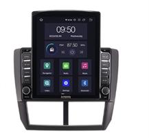 CarMedia OL-9512-2D-HL TESLA для Subaru Forester III 2008-2013, Impreza III 2007-2013 на Android 10.0