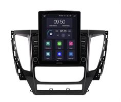 CarMedia OL-9638-2D-HL TESLA для Mitsubishi Pajero Sport III 2015-2019 на Android 10.0