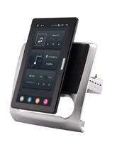 CarMedia OL-9201-1-2D-RL TESLA (вертикально-поворотный экран) для Ford Focus II 2005-2011 на Android 10.0