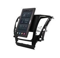 CarMedia OL-9638-2D-RL TESLA (вертикально-поворотный экран) для Mitsubishi Pajero Sport III 2015-2019 на Android 10.0