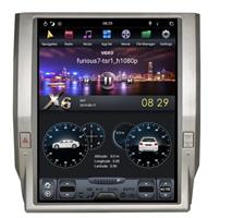 CarMedia ZF-1260-DSP Tesla-Style для Toyota Tundra II 2013+ на Android 9.0