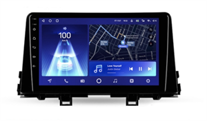 Штатная магнитола Teyes CC2 Plus 4/64 ГБ для Kia Picanto III 2017-2020 на Android 10.0