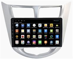 Parafar для Hyundai Solaris 2010-2016 на Android 10.0 (PF067AHD-Low)