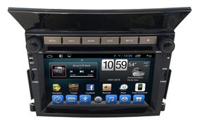 CarMedia KR-6225-S9 для Honda Pilot II 2008-2015 на Android 8.1
