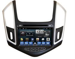 CarMedia KR-8055-S9 для Chevrolet Cruze I 2012-2015 на Android 8.1