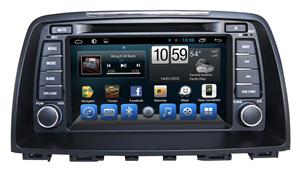 CarMedia KR-8074-S9 для Mazda 6 III 2012-2015 на Android 8.1