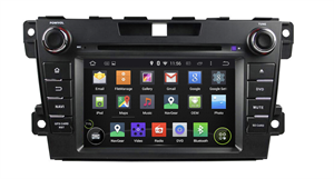 CarMedia XN-7007-P6 для Mazda CX-7 I 2006-2012 на Android 10.0