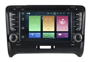 CarMedia XN-A786-P6 AUDI TT (8J) 2006-2014,TTS 2006-2014 на Android 10.0