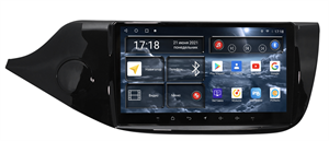 Штатная магнитола Redpower 71238G для Kia Ceed II 2012-2018 на Android 10.0 глянец