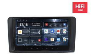 Штатная магнитола Redpower 75168M Hi-Fi для Mercedes GL-klasse (X164), ML-klasse (W164) 2005-2012 на Android 10.0 матовая