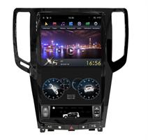 Штатная магнитола Farcar ZF004 Tesla Style для Infiniti G25 / G37 2007-2014 на Android 9.0