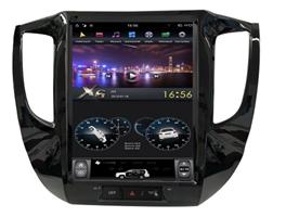 Штатная магнитола Farcar ZF094-1 DSP Tesla Style для Mitsubishi L200 2006-2015, Rajero Sport 2009-2014 на Android 8.1