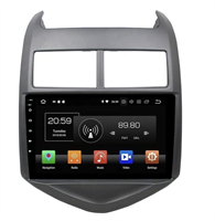 CarMedia KD-9804-P6 для Chevrolet Aveo II 2012-2015 на Android 10.0